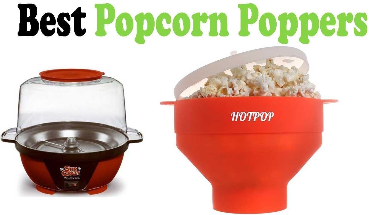 b8b965c2c68 5 Best Popcorn Poppers 2018 – Popcorn Poppers Reviews - YouTube