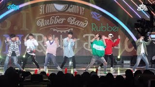 [????? ??] ??? ?????? @?!????_20180331 RUBBER BAND iKON in 4K