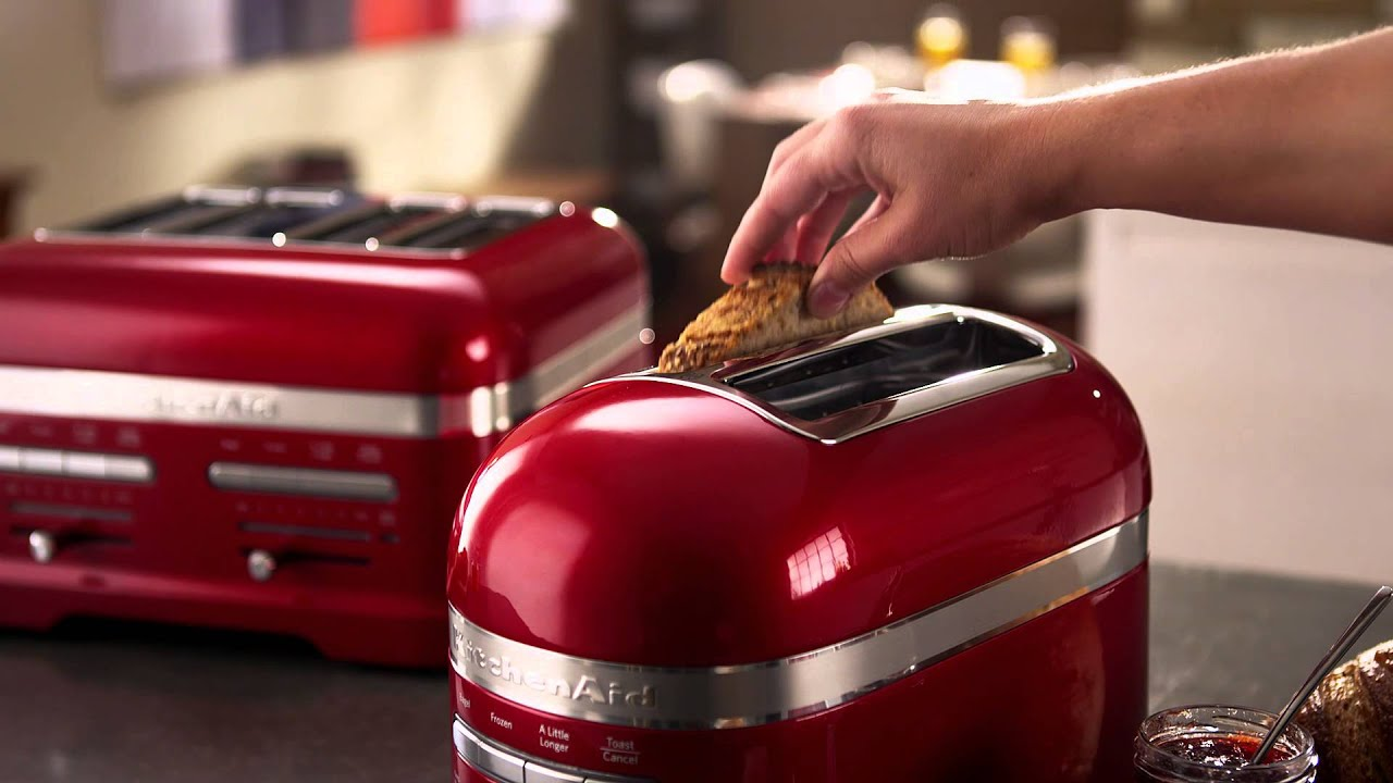 KitchenAid® Proline Series 2 And 4 Slice Toasters