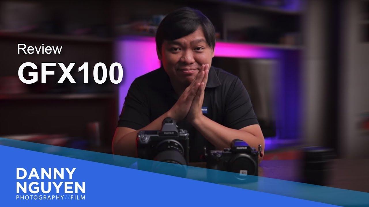 [Review] Trên tay GFX100 –  Siêu máy ảnh medium format của Fujifilm trong năm 2019