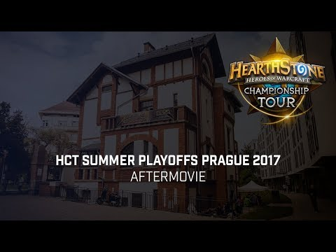HCT SUMMER PLAYOFFS 2017 - PRAGUE AFTERMOVIE