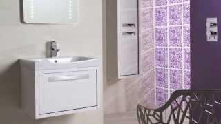 Breathe Designer Modular Bathroom Furniture