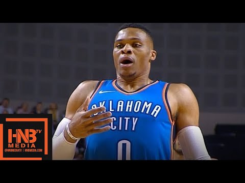 Oklahoma City Thunder vs Brooklyn Nets Full Game Highlights / Week 8 / Dec 7