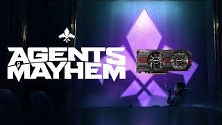 Agents of Mayhem на слабой видеокарте