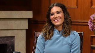 Mandy Moore on 'This is Us' season 2 and Jack's death | Larry King Now | Ora.TV