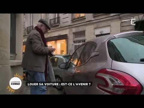 Location de voiture : est-ce l'avenir ?