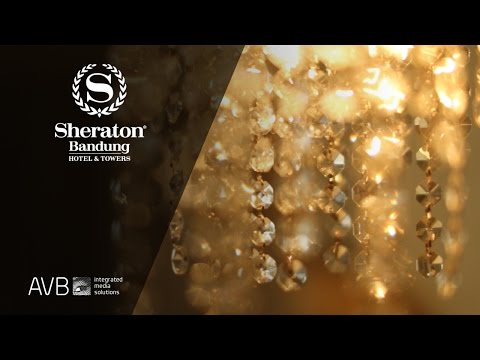 Sheraton Bandung Hotel & Towers Corporate Video