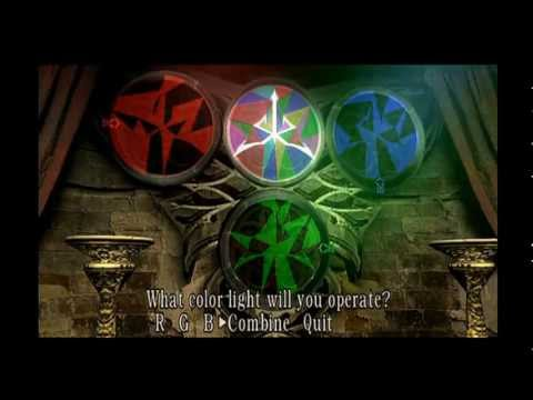 Resident Evil 4 Separate Ways Church Light Puzzle
