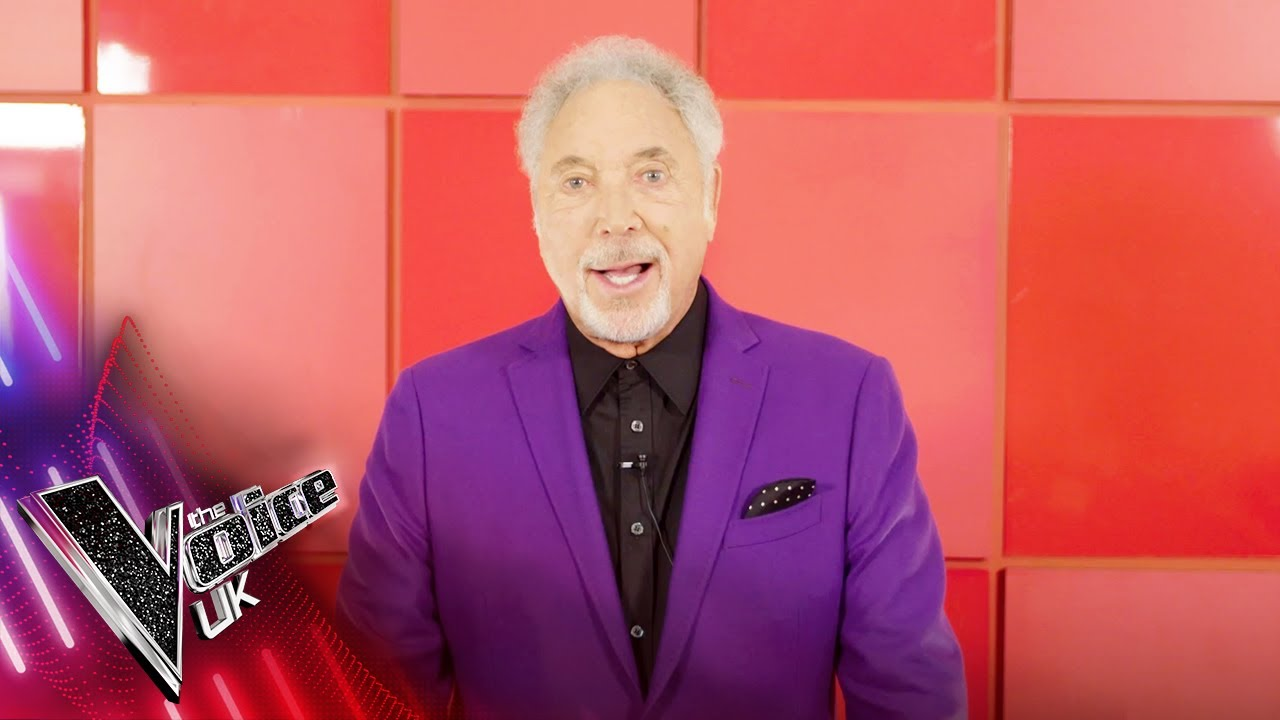Chair Turners with Sir Tom Jones! | The Voice UK 2021