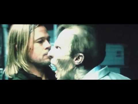World War Z Funny Zombie