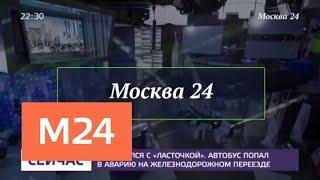 Пять человек провалились в полынью на Москве-реке - Москва 24