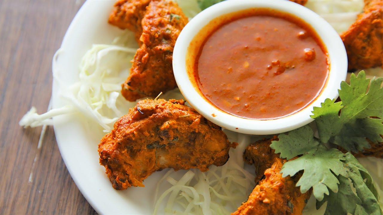 tandoori chicken momos in delhi