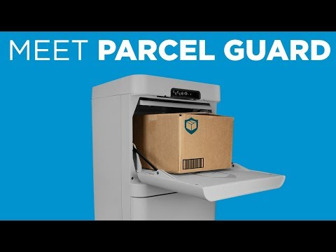 Meet Parcel Guard - The NEW Smart Mailbox from Danby