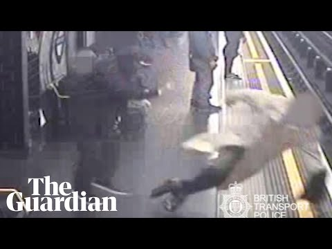 Tube attacker had taken £600 of crack cocaine, court hears