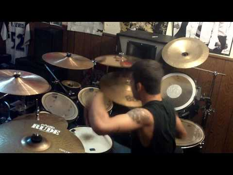 A skylit drive balance drum cover