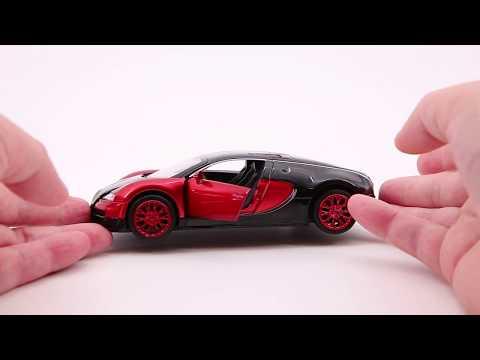 Bugatti Veyron car review (ZHMY) ASMR