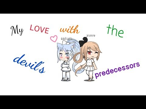 My love with the devil's predecessors EP6-[Gacha life/Lesbian Love Story]
