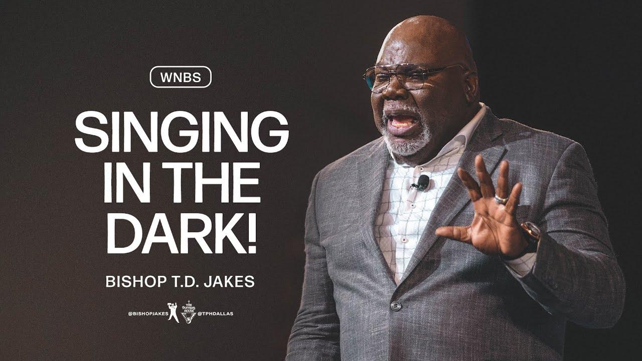 Download Singing In The Dark - Bishop T.D. Jakes