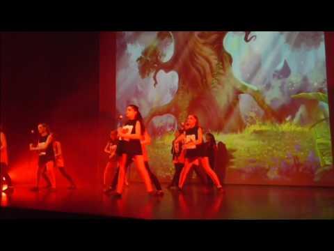 Gala danse - Juin 2017
