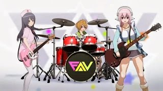 Moonlight Star [Super Sonico The Animation] *Guitar Cover* +TAB!! そにアニ-SUPER SONICO THE ANIMATION- 検索動画 41