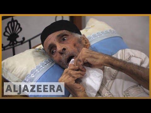 Victims of Libya air raids fear returning home