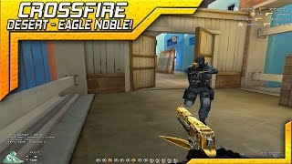 [CF] || Desert-Eagle Noble Gold || Desert-Eagle Vip Gold ?