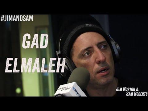 Gad Elmaleh - Stand-Up in America, Comedy Cellar, Fame - Jim Norton & Sam Roberts