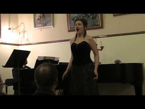 "W. A. Mozart Aria Di Zerlina Dall'opera ""Don Giovanni"" - Elina Makarenko"