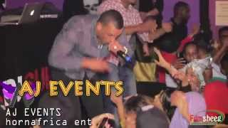 ilkacase qays live rotterdam aj events produced by raage ali dheere