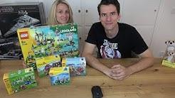 Katastrophale Fehlversuche - Exklusive Legoland-Sets: LEGO® Der Park und seine Freunde