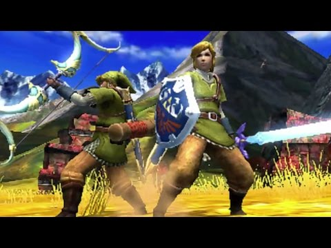 Monster Hunter 4 Ultimate -  Link's Costumer Trailer