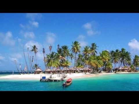 10 Mejores Playas en Panamá - 10 Best Beaches at Panama
