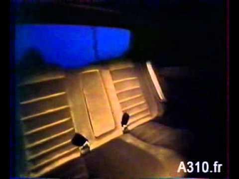 Pub Renault 25 V6 Injection (1985)