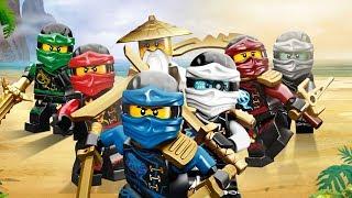 LEGO Ninjago WU-CRU - ТИХИЙ НИНДЗЯ