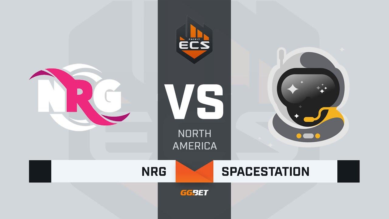NRG vs Spacestation, map 1 mirage, ECS Season 7 North America