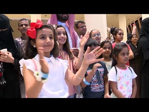 إقامة أول حفل لفريق الأوركسترا الروسية في الظهران السعودية…