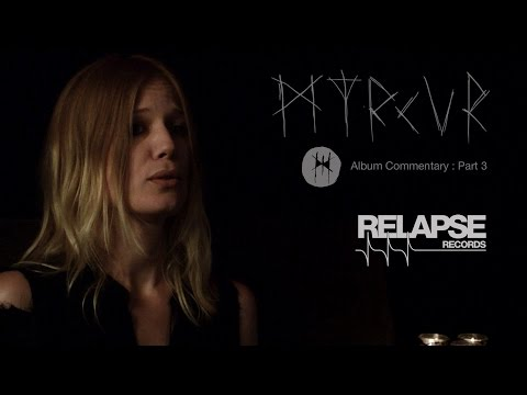 MYRKUR - 'M' Track By Track Album Commentary: Part 3