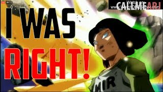 Dragon Ball Super Episode 131 REVIEW Reaction | I WAS RIGHT AGAIN!