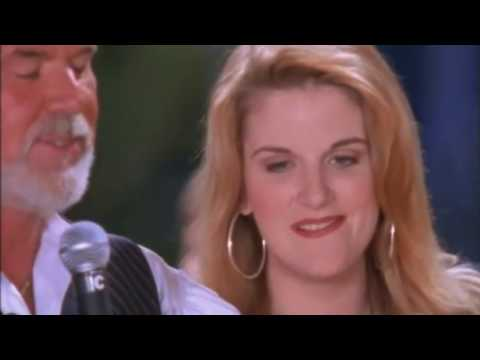 Kenny Rogers, Garth Brooks & Trisha Yearwood - The old man's back in town