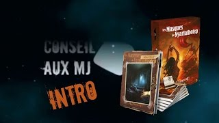 MJ - Les masques de Nyarlathotep - introduction (part.1)