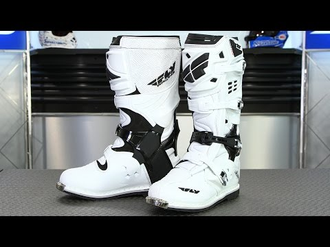 Fly Racing Sector Boots | Motorcycle Superstore