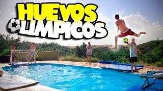 HUEVOS OLÍMPICOS 4 | Delantero09 - FUTBOL VERSION