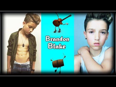 Brandon Blake Musical.ly Compilation 2017 | brandonthebeastblake Musically