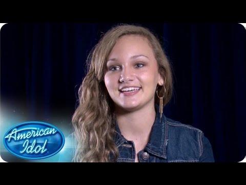 Holly Miller: Road To Hollywood Interviews - AMERICAN IDOL SEASON 12
