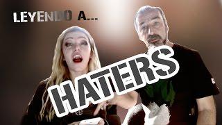 🔥💀Criticando a HATERS con mi papá💀🔥 PARTE 1 - Grecia Villar