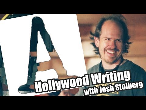 Josh Stolberg talks about life as a Hollywood writer