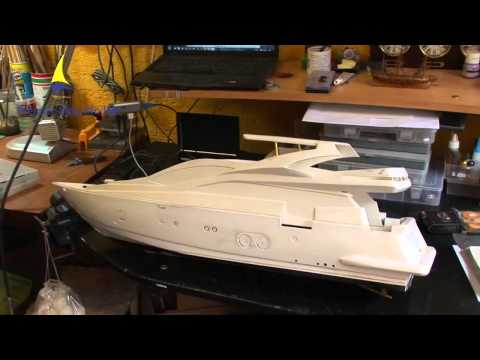 Model Ships, Cruiser Yacht, Model Boats, Wood Sailboat Kit for Sale in UK