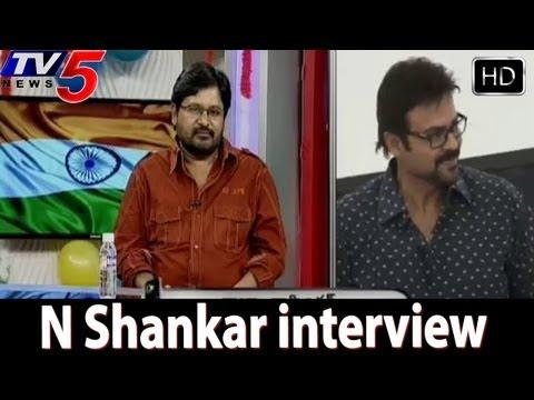 Director N Shankar With Pravasandhra -  TV5