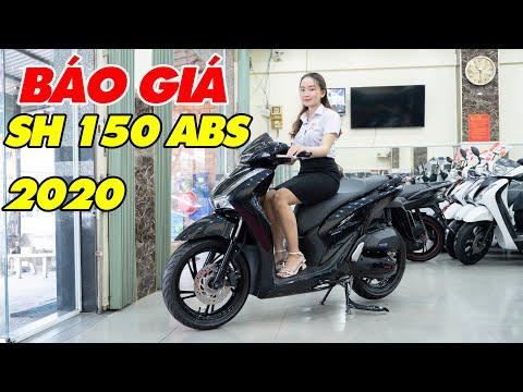 HONDA SH 150 ABS (2020) DÒNG XE SANG TRỌNG QUÝ PHÁI DÀNH CHO MỌI NGƯỜI - GIÁ CHỈ 10X TRIỆU THÔI !