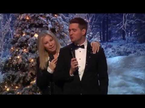 Michael Buble & Barbra Streisand 'It Had To Be You'